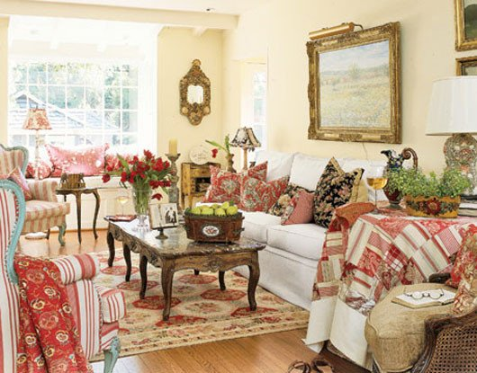 Cottage Living Roomdecorating Ideas Modern Furniture Cottage Living Room Decorating Ideas 2012