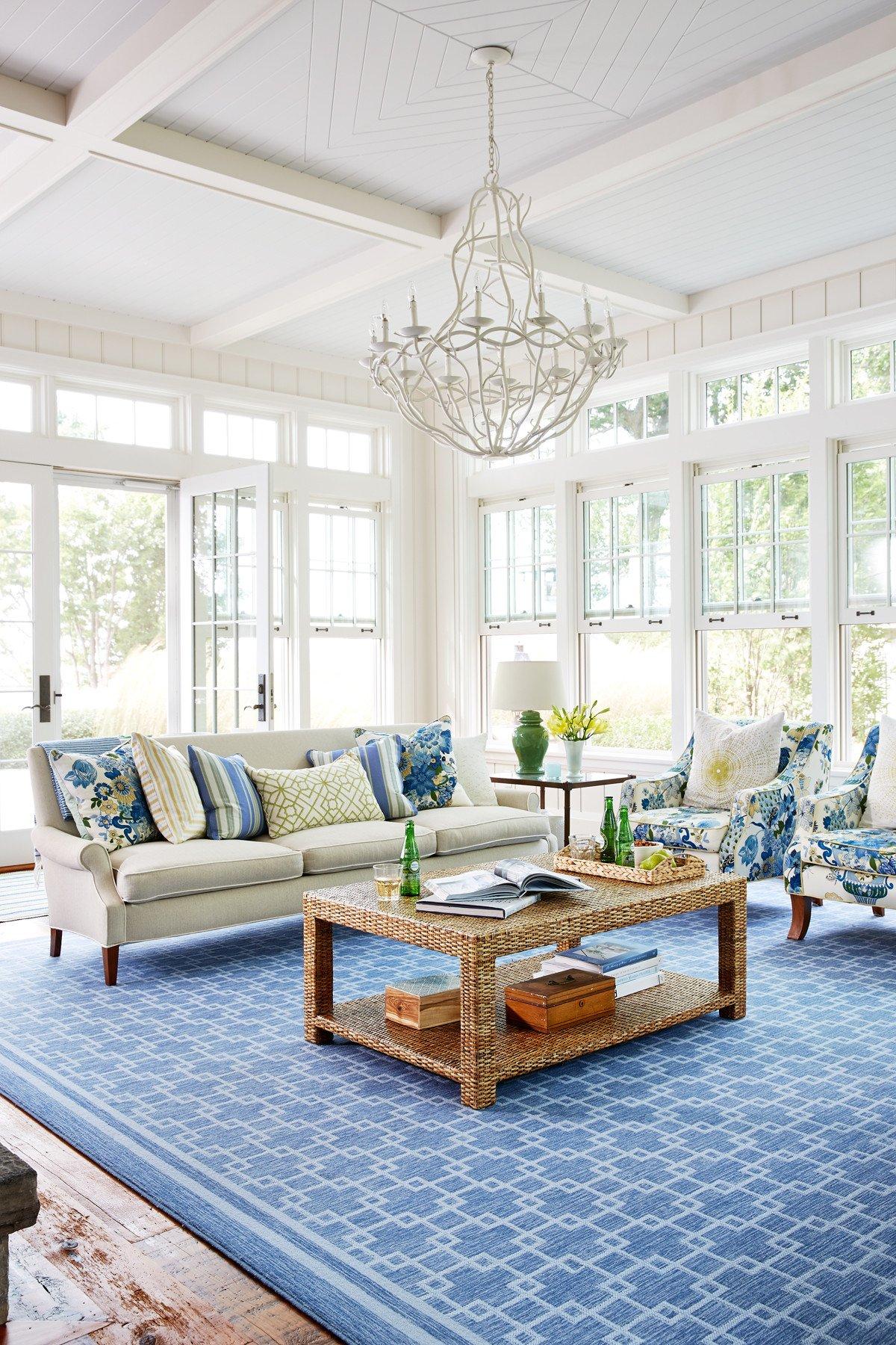 Cottage Living Roomdecorating Ideas Sarah Richardson Lake House Cottage Decorating Ideas
