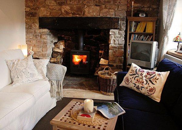 Cottage Living Roomdecorating Ideas Stylish Cottage Living 14 Decorating Ideas