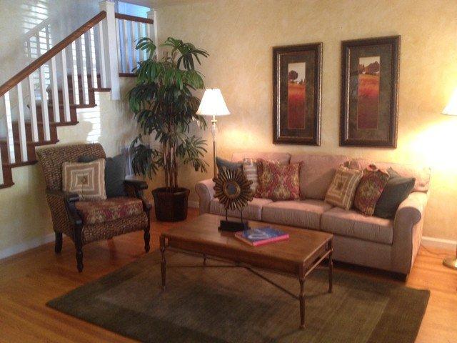 Cottage Traditional Living Room Glen Ellen Country Cottage Traditional Living Room