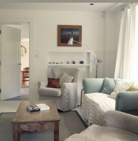 Cottage Traditional Living Room Traditional Cottage Minimalist Interior Limetree Cottage