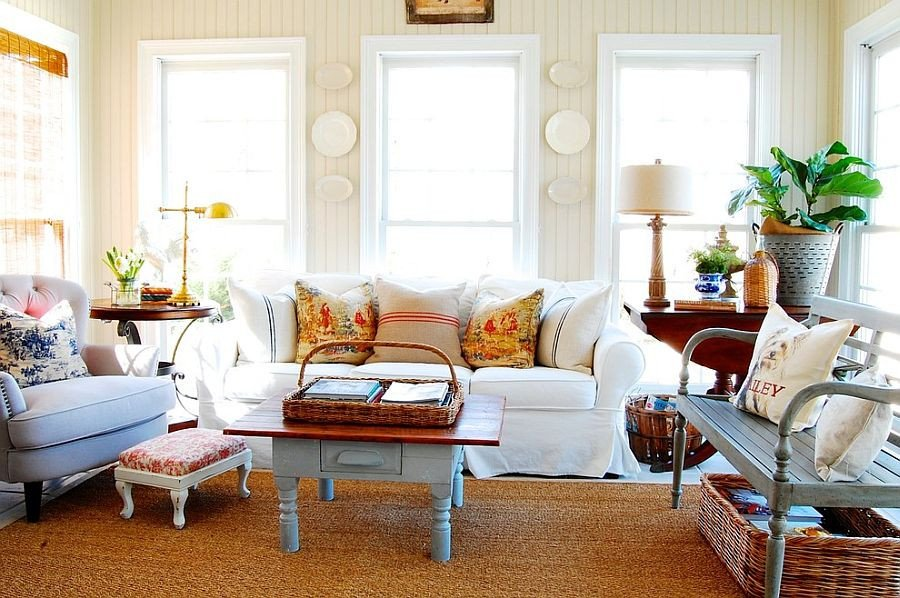 Country Chic Living Room Decor 50 Resourceful and Classy Shabby Chic Living Rooms