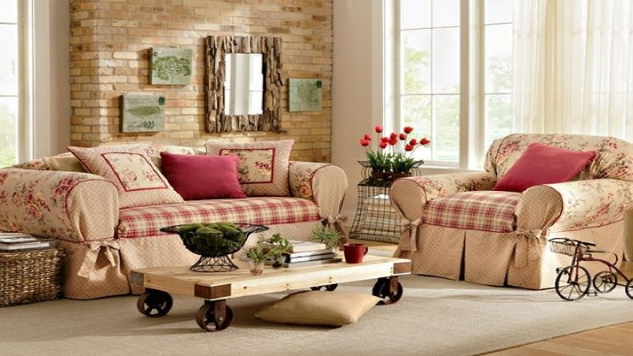 Country Chic Living Room Decor Country Style Living Rooms Ideas Fall Decorating Ideas