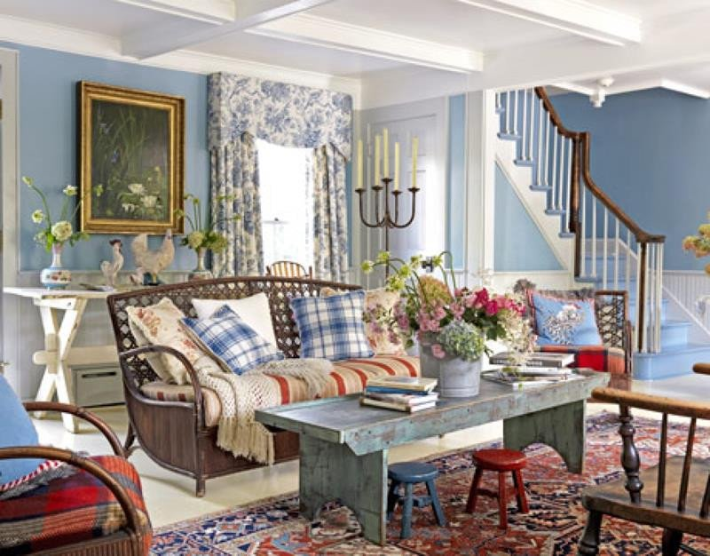Country Comfortable Living Room 22 Cozy Country Living Room Designs Page 4 Of 4