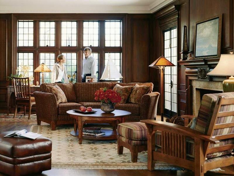 Country Comfortable Living Room 27 fortable and Cozy Living Room Designs