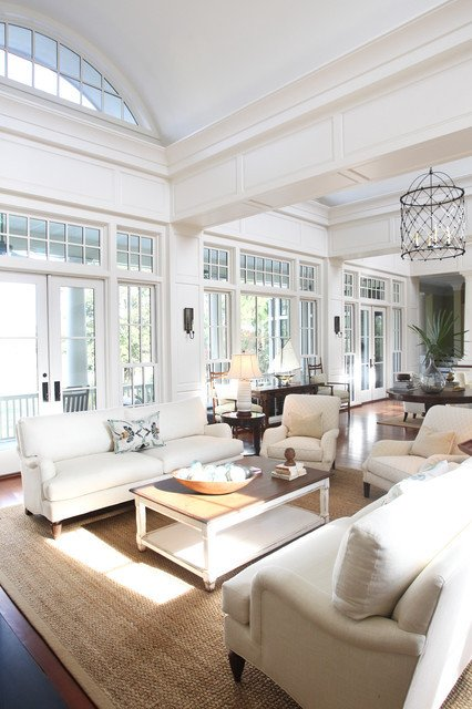 Country Comfortable Living Room fortable Luxury Traditional Living Room