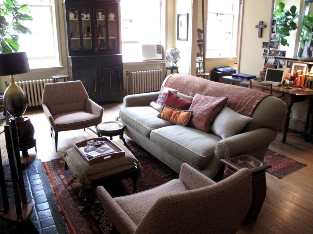 Country Comfortable Living Room Inspiring fortable Living Room Modern sofa Small Table