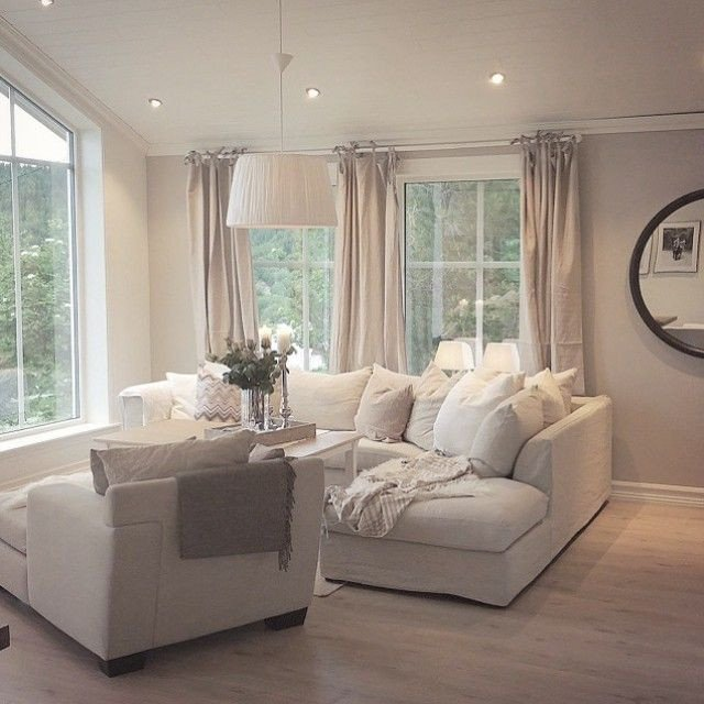 Country Comfortable Living Room Light Bright fortable Living Room More