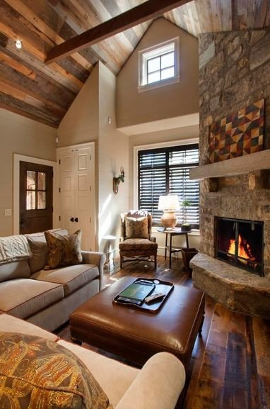 Country Comfortable Living Room Trasferirsi In north Carolina – A Casa Di Memi