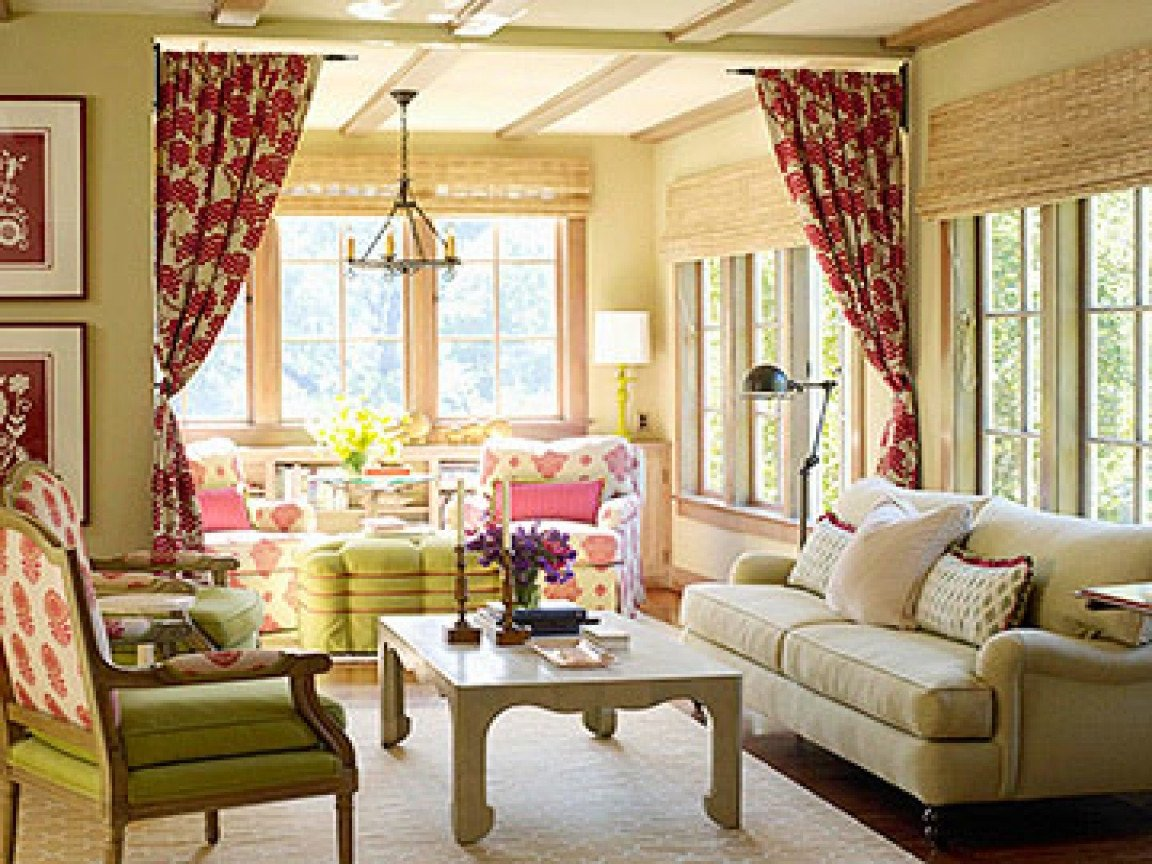 Country Comfortable Living Room Vintage Home Decorating Ideas fortable Living Room