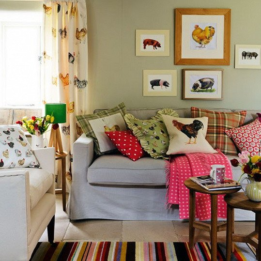 Country Living Room Decorating Ideas Country Living Rooms – Decorating Ideas
