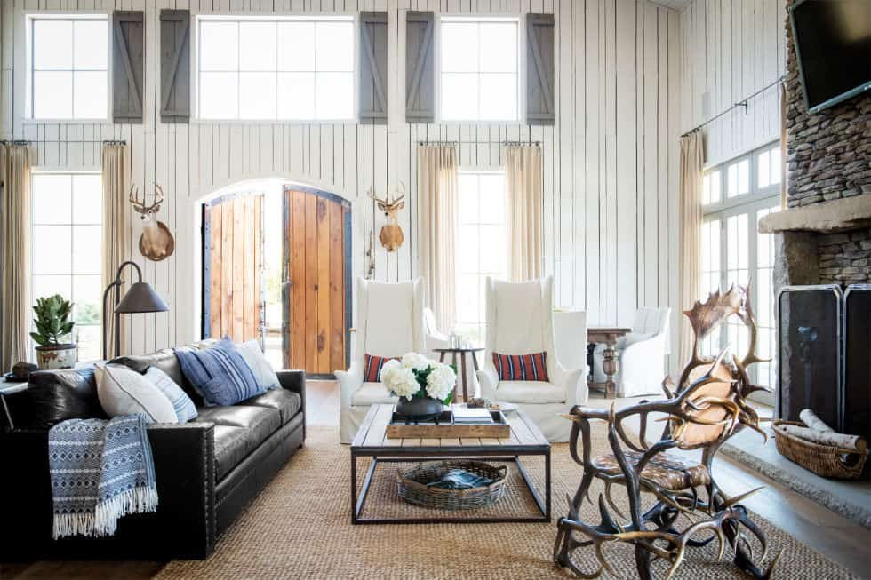 Country themed Living Room Decor 38 Living Room Ideas for Your Home Decor
