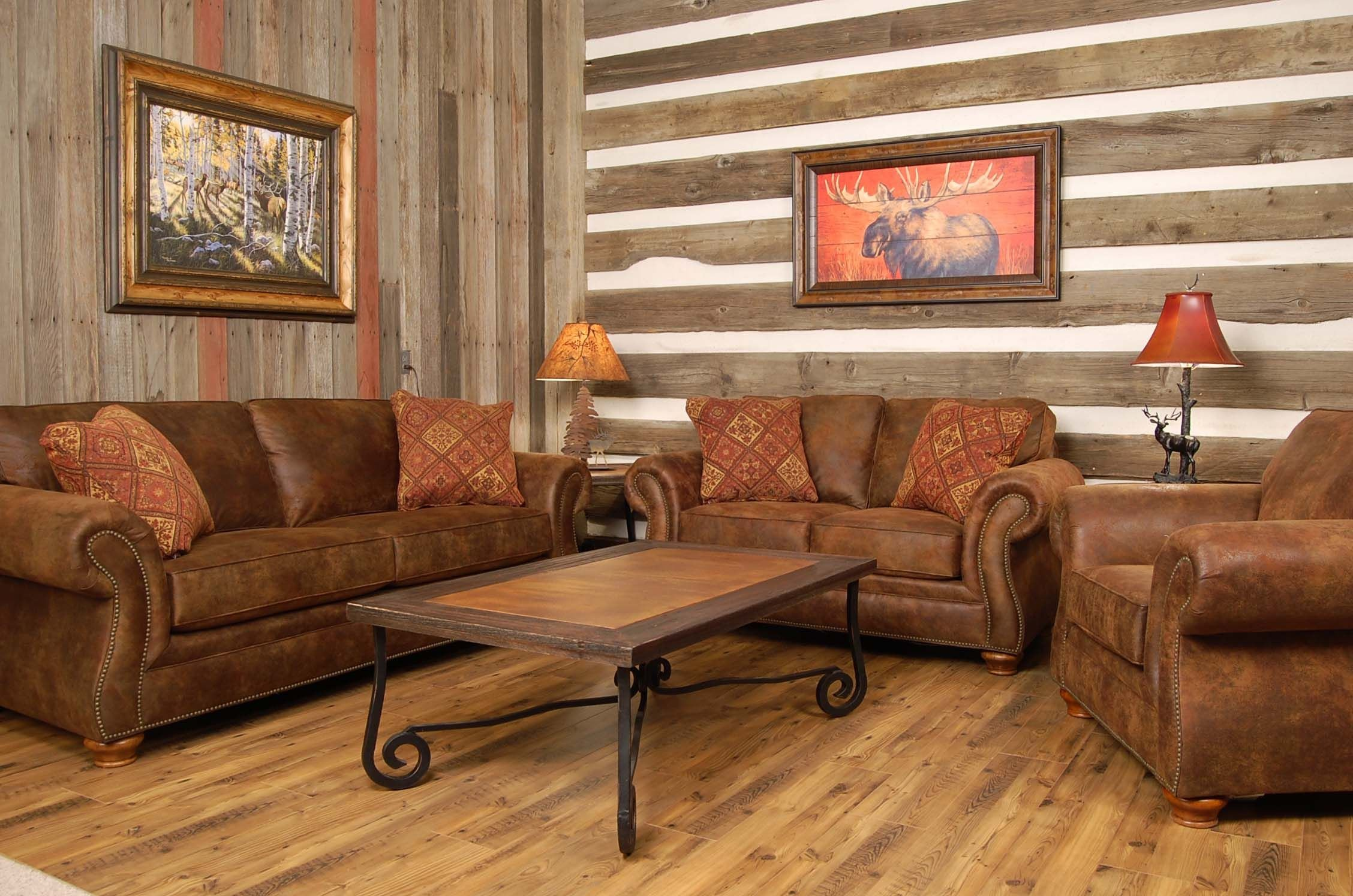 Country themed Living Room Decor A Living Room Makeover for Less Home Decor
