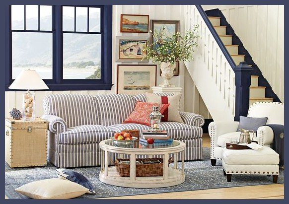 Country themed Living Room Decor Donald B Lane Interiors Trends