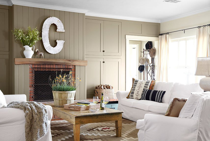 Country themed Living Room Decor How to Blend Modern and Country Styles within Your Home S