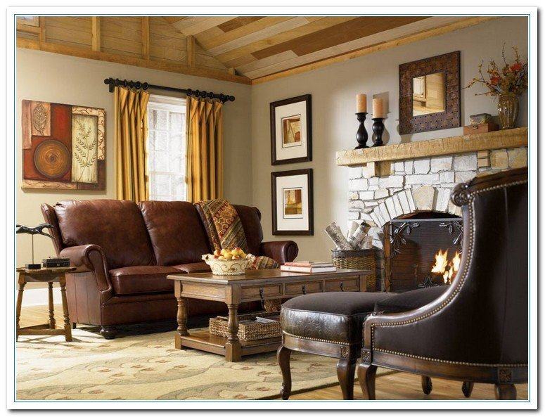 Country themed Living Room Decor Modern Decks and Livingroom Designs