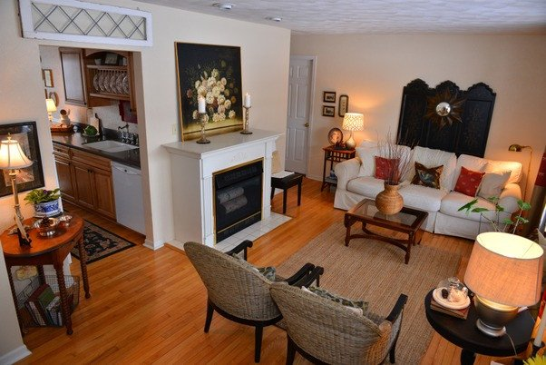 Cozy Comfortable Living Room Information About Rate My Space