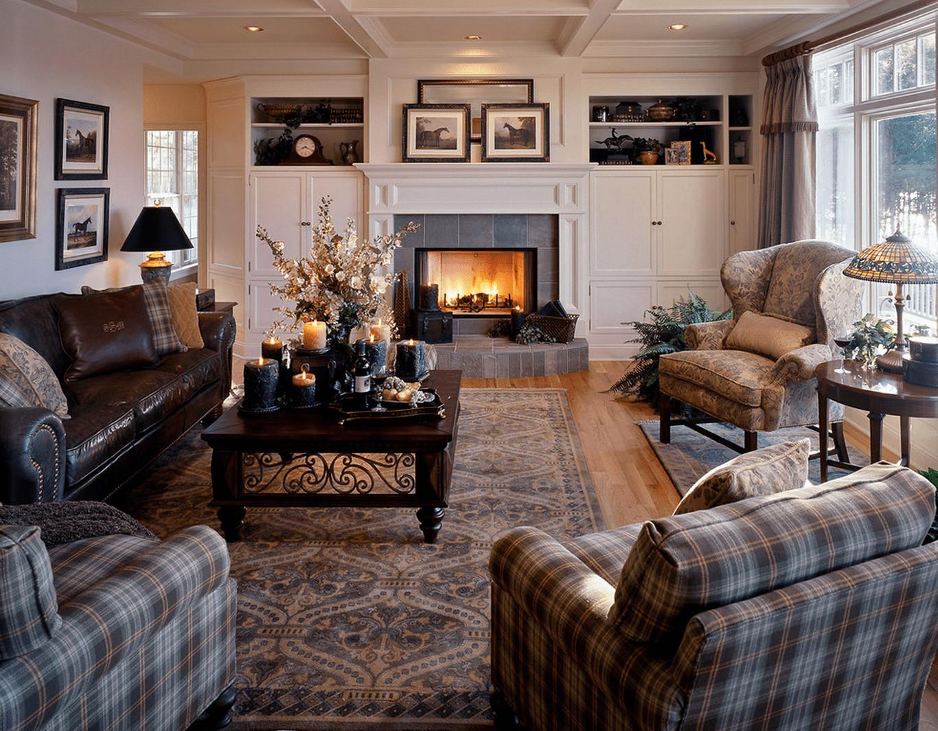Cozy Living Room Decorating Ideas 21 Cozy Living Room Design Ideas