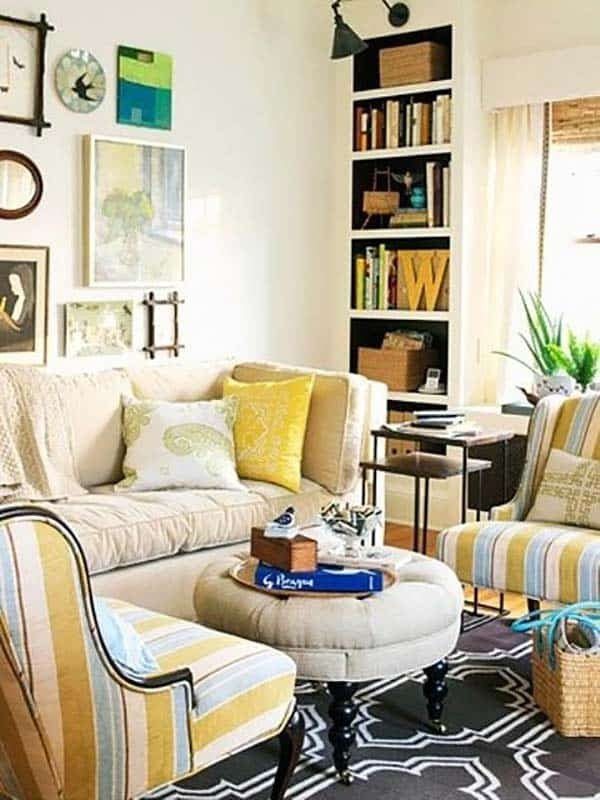 Cozy Living Room Decorating Ideas 38 Small yet Super Cozy Living Room Designs