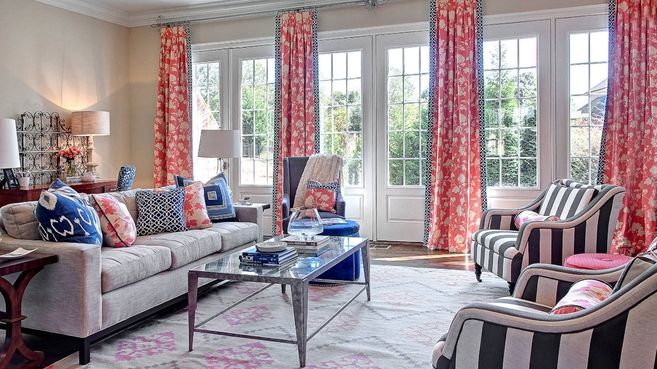 Curtain Ideasfor Living Room 100 Living Room Curtain Decorating Ideas – Interior Design
