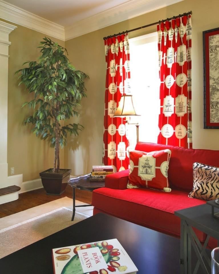 Curtain Ideasfor Living Room 15 Lively and Colorful Curtain Ideas for the Living Room