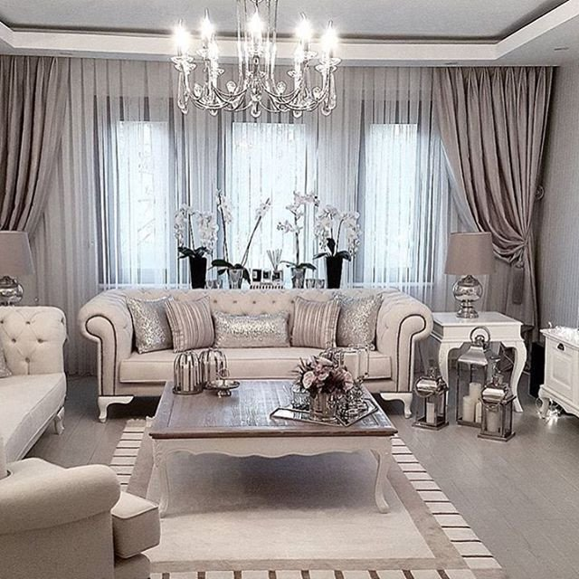Curtain Ideasfor Living Room 20 Curtain Ideas for Your Luxurious Living Room