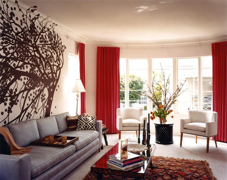 Curtain Ideasfor Living Room How to Choose Living Room Curtain Ideas