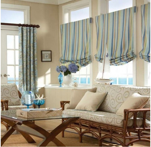 2013 luxury living room curtains