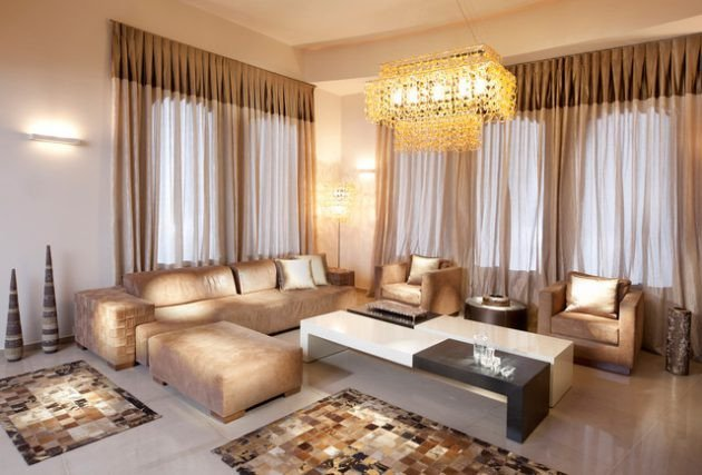 Curtains for Living Room Ideas 15 Beautiful Curtains Designs to Adorn Your Living Room