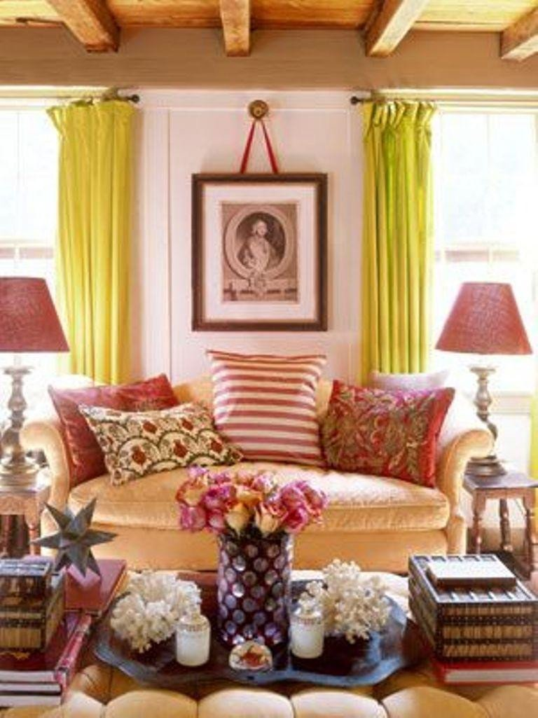 Curtains for Living Room Ideas 15 Lively and Colorful Curtain Ideas for the Living Room