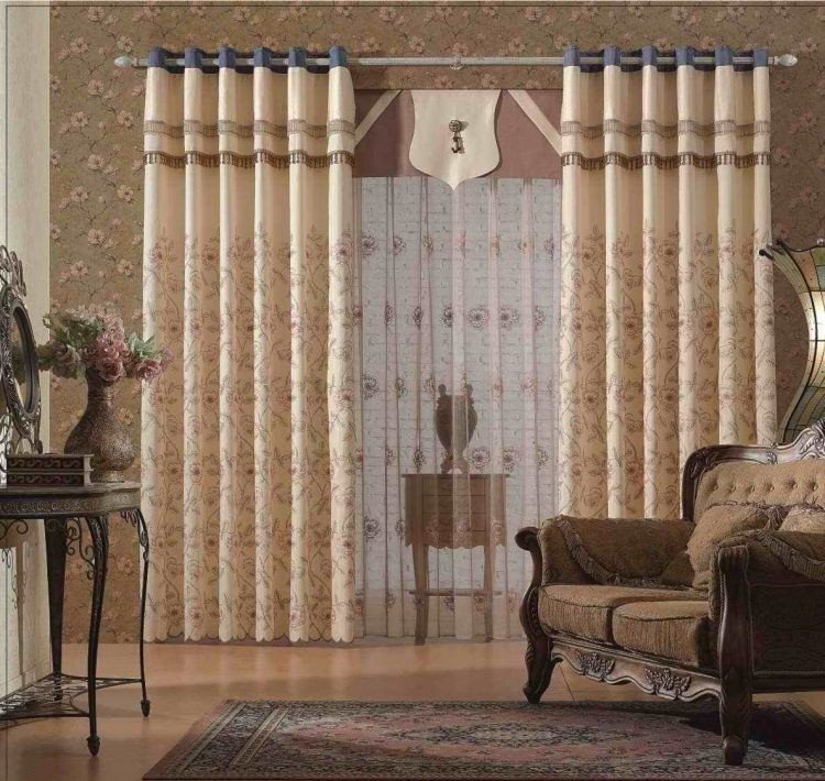 Curtains for Living Room Ideas 20 attractive Living Room Curtains