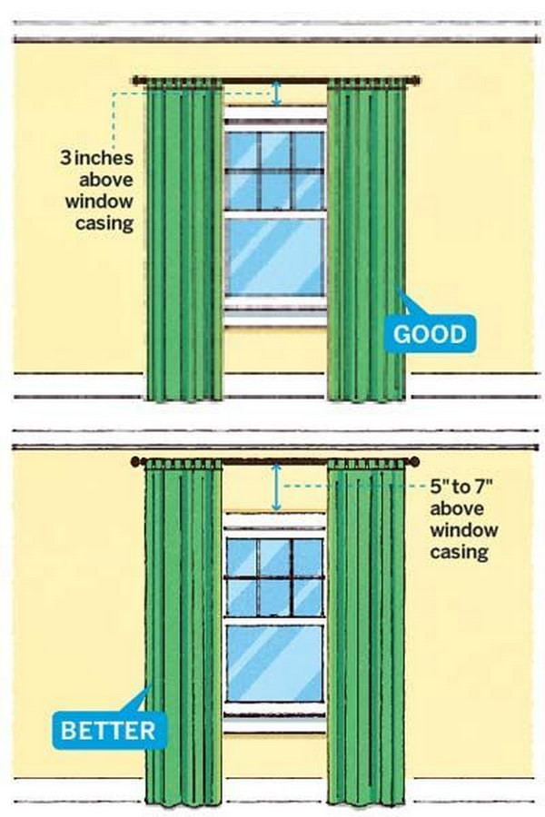 Curtains for Small Bedroom Windows Creative Ways to Make Your Small Bedroom Look Bigger Hative