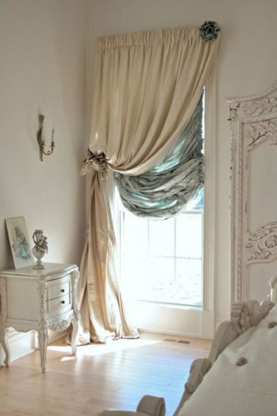 Curtains for Small Bedroom Windows Love One Sided Curtains at the Small Windows