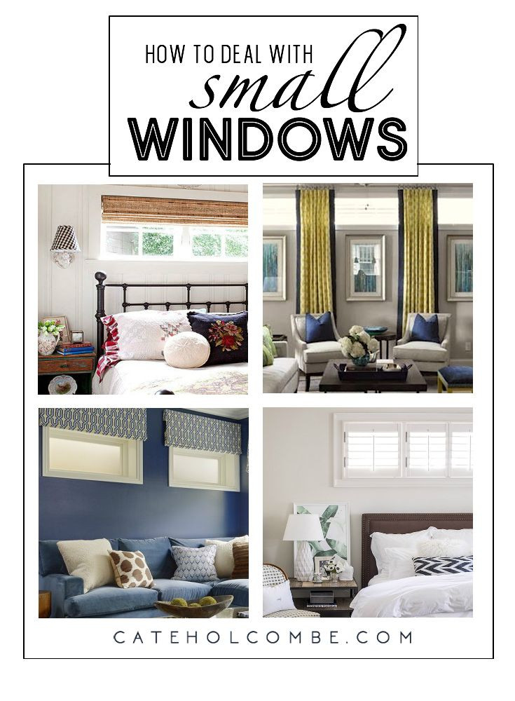 Curtains for Small Bedroom Windows Window Treatments for Small High Windows A Design Dilemma
