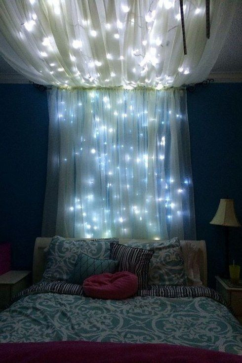 Cute Light for Bedroom 14 Diy Canopies You Need to Make for Your Bedroom