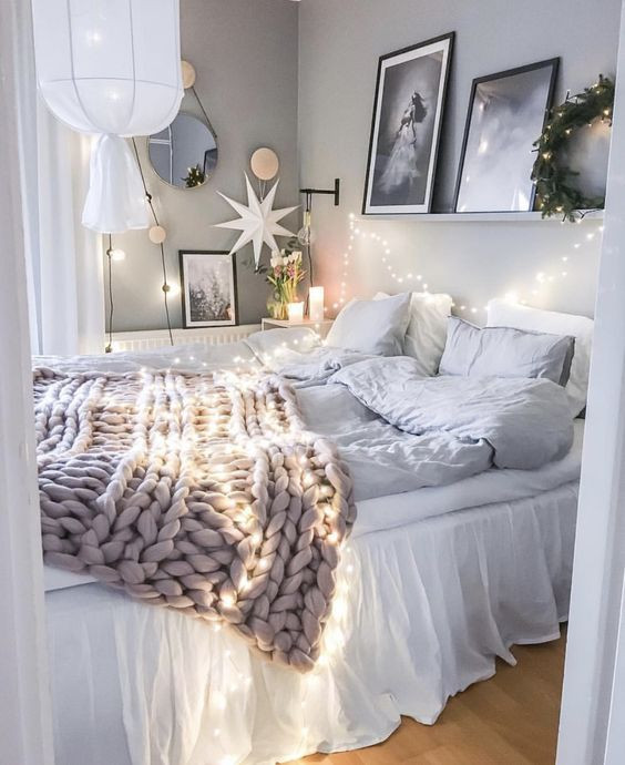 Cute Light for Bedroom 27 Cool String Lights Ideas for Bedrooms