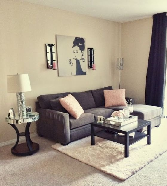 Cute Small Living Room Ideas 11 Cute Apartment Ideas A Bud Decoratoo
