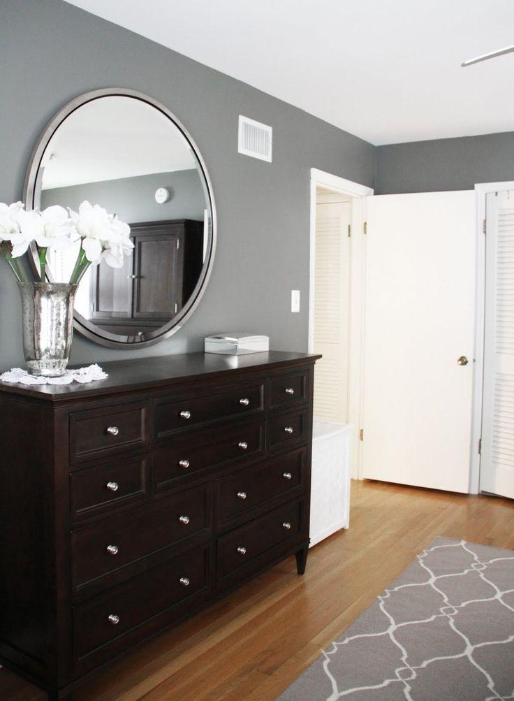 Dark Wood Bedroom Furniture Decor 25 Dark Wood Bedroom Furniture Decorating Ideas