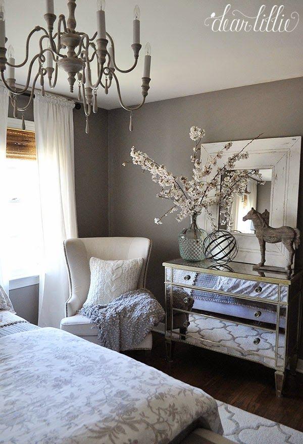 Dark Wood Bedroom Furniture Decor Dear Lillie