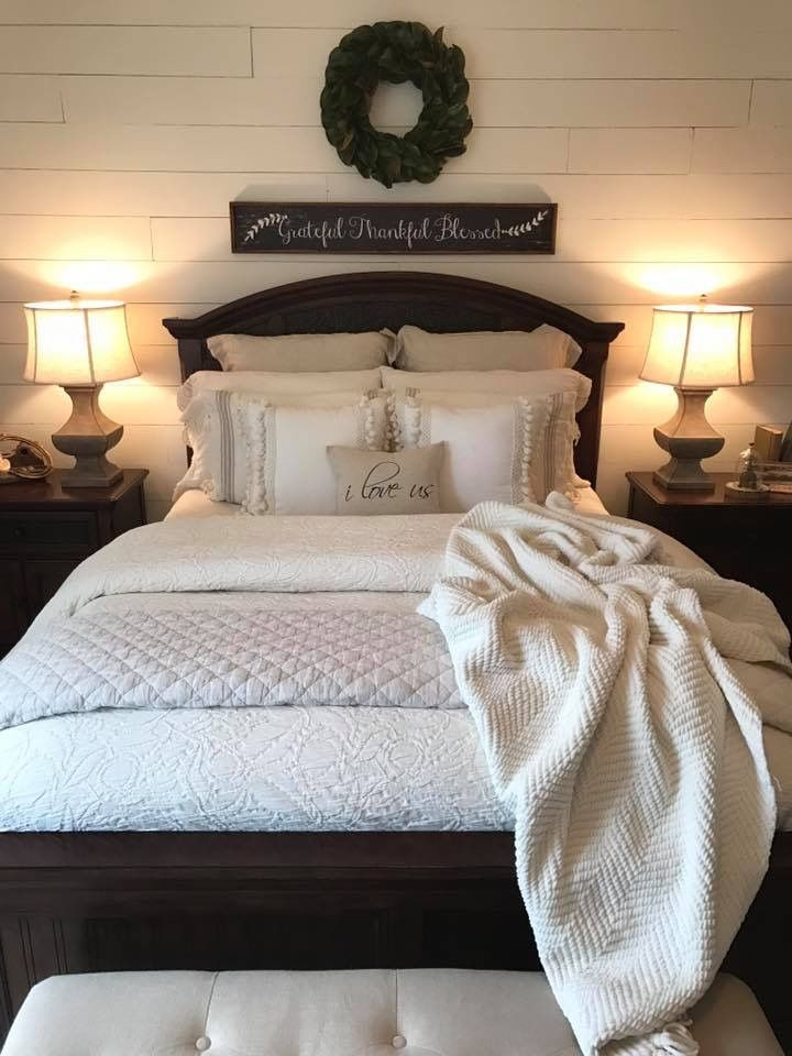 Dark Wood Bedroom Furniture Decor Our Rooming Pottery Barn