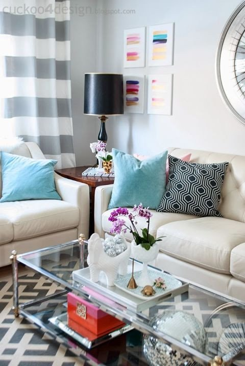 Decor for Living Room Tables 12 Coffee Table Decorating Ideas How to Style Your
