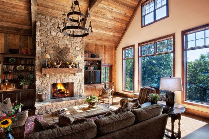 Decor for Living Room Wall 19 Rustic Living Room Designs Decorating Ideas