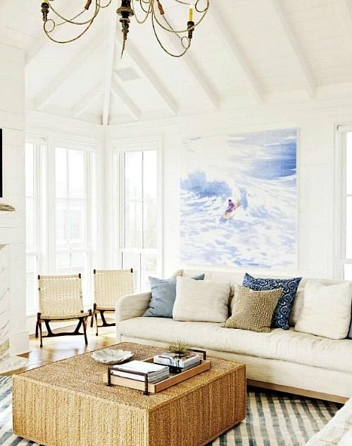 Decor for Living Room Wall Inspiring Beach Wall Decor Ideas for the Space Above the