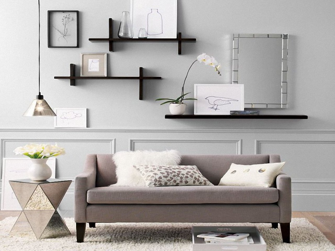 Decor for Living Room Wall Living Room Storage Shelves Home Wall Shelves Living Room