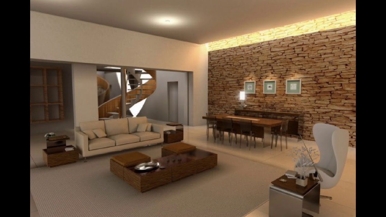 Decor for Living Room Wall Stone Wall In Your Living Room 17 Brilliant Ideas