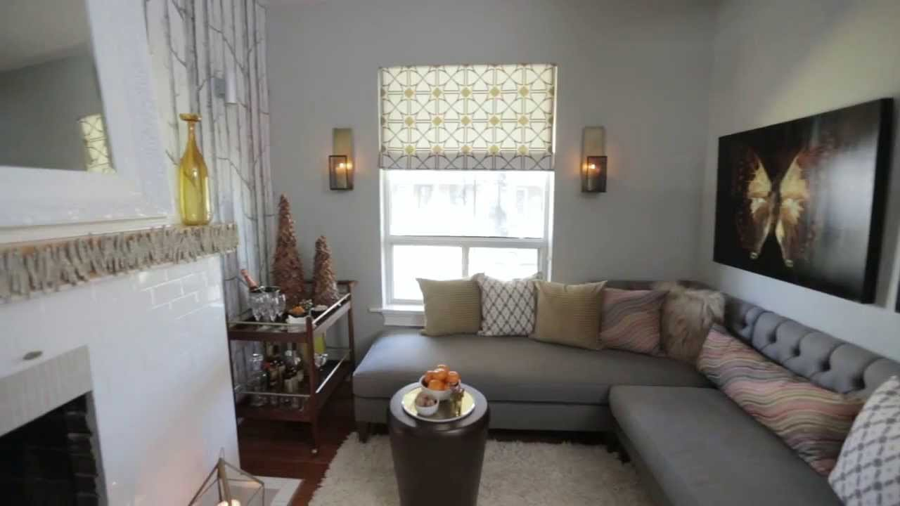 Decor for Small Living Room Interior Design — How to Create A Cosy Lounge Inspired