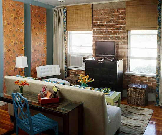 Decor for Small Living Room Live In A Small Space Ideas for Decorating