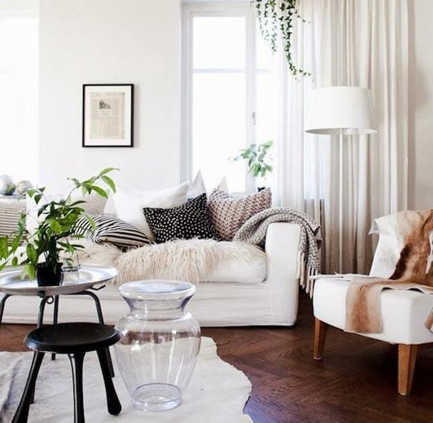 Decor for Small Living Room Simple Modern Ideas for Small Living Rooms to Fool the Eyes