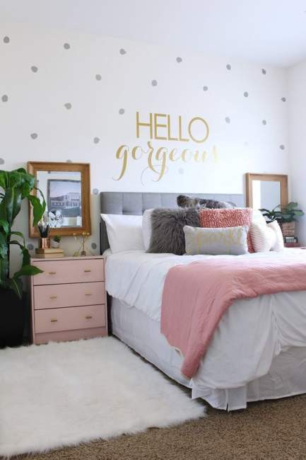 Decor for Teenage Girl Bedroom 25 Fascinating Teenage Girl Bedroom Ideas with Beautiful
