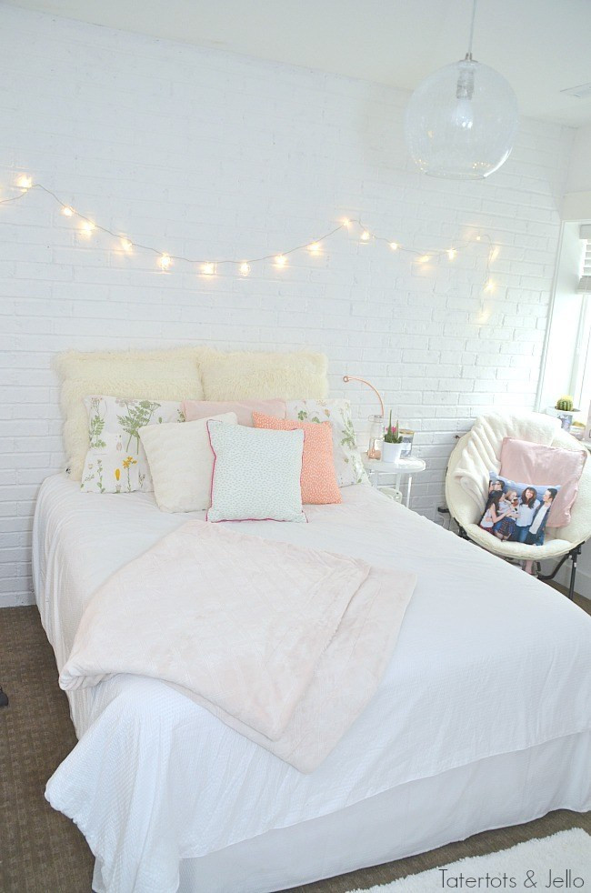 Decor for Teenage Girl Bedroom Cute & Stylish Teenage Girl Bedroom Ideas & Room Decor